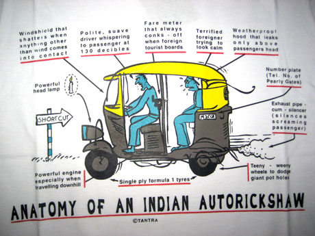 Auto Racing White on Driving An Auto Rickshaw Across India   Diary Of A White Indian