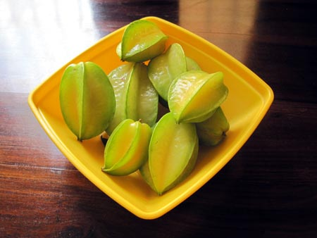 Post image for Sweet Star Fruit
