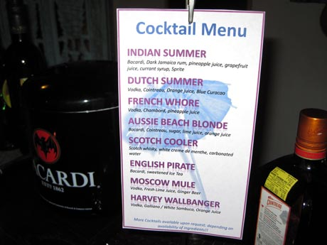 Post image for A Multi-Cultural Cocktail Party