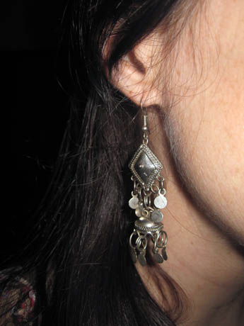 Post image for New Silver Earrings