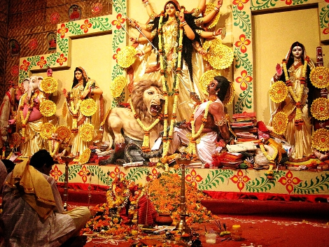 Post image for Some Photos from 2012 Navaratri and Durga Puja