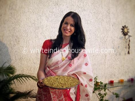 Post image for Making Coconut Barfi for Diwali: Recipe