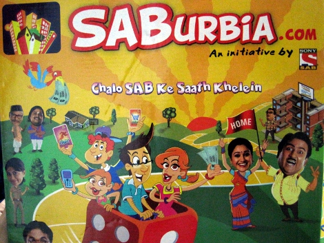 Post image for SABurbia: My Experience of an Indian Board Game