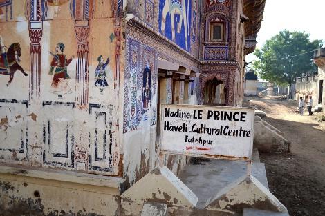 Nadine Le Prince haveli, Fatehpur.