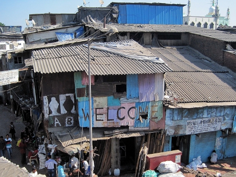 Post image for A Real Look Inside Dharavi Slum in Mumbai